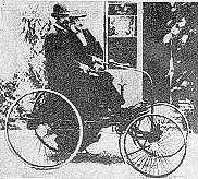Le tricycle de Peugeot