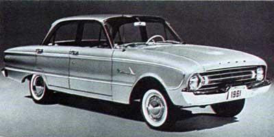 Resultado de imagen para el primer Ford Falcon