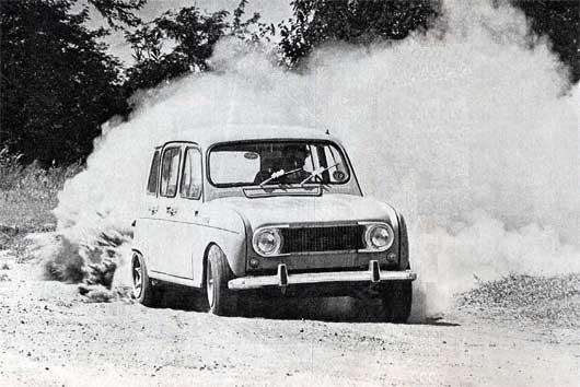 Renault 4 S Luis Di Palma - 1975