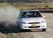 Ford escort zx2 tanques de combustible