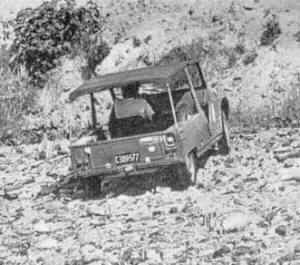 Test Citroën Mehari - 1972 (el sueño del piletero)