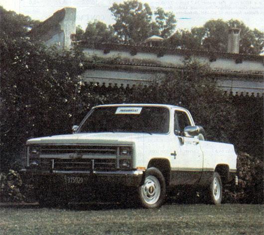Chevrolet C 10 Silverado