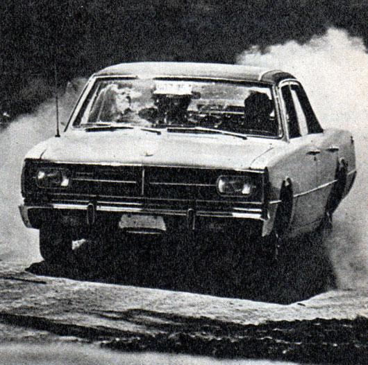 Dodge Coronado Automatic