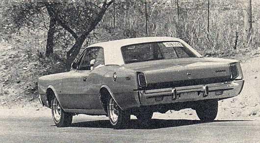 el post que Dodge GTX V8 - 1970 se merece