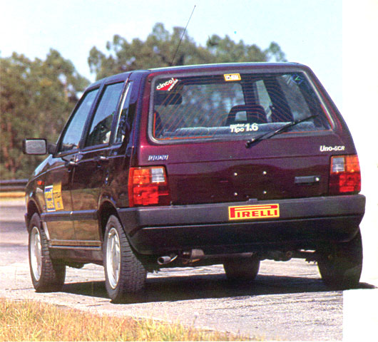 Fiat Uno Scr Tipo 1 6 5p