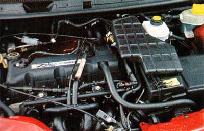 Con  Cv El Motor Zetec Rocam Del Ka Ofrece Un Rendimiento Ejemplar