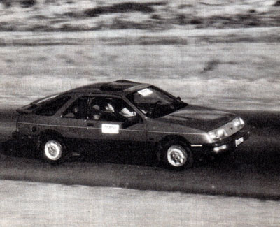 Ford Sierra XR-4