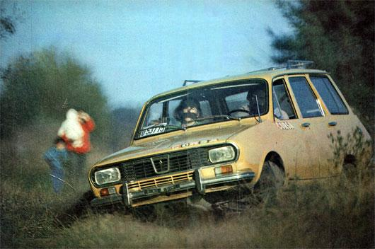 IKA Renault 12 berlina y break 1973