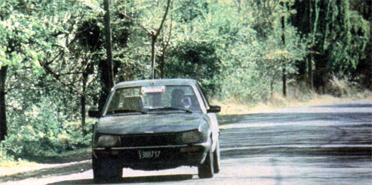 Peugeot 505 SRD Turbo