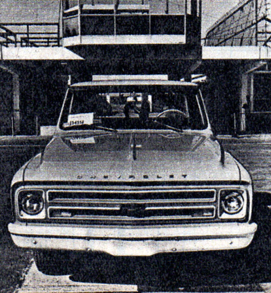 Pick Up Chevrolet C10 CS-10704