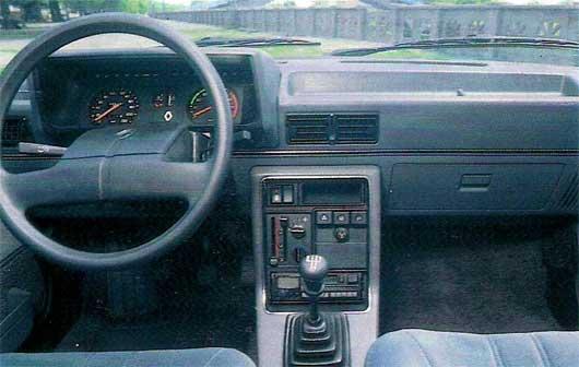 Autos Net Renault 9 Txe Vs Volkswagen Gacel Gts