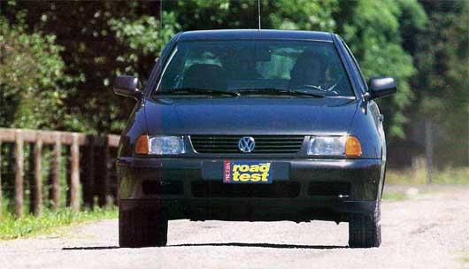 526ffd203 Volkswagen Polo Classic 1.8 Mi