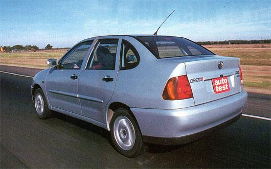 628cc85ea Volkswagen Polo Classic 1.9 TDi