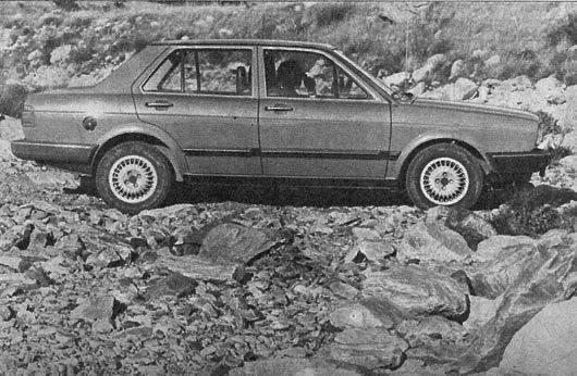 Volkswagen Gacel GL 1984