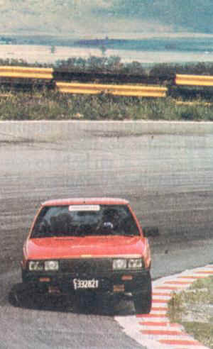 Planet Dcars 1986 Renault 11 Turbo